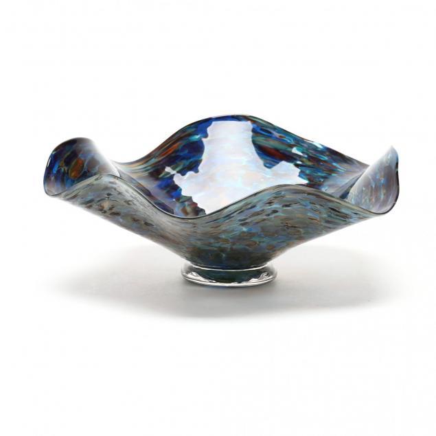 lisa-oakley-nc-multi-color-art-glass-bowl