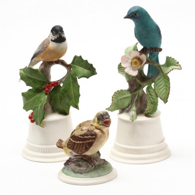 three-boehm-porcelain-birds