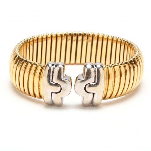 18kt-two-color-gold-cuff-bracelet-italy