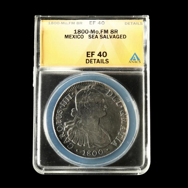 mexico-1800-mo-fm-8-reales-anacs-ef40-details-sea-salvaged