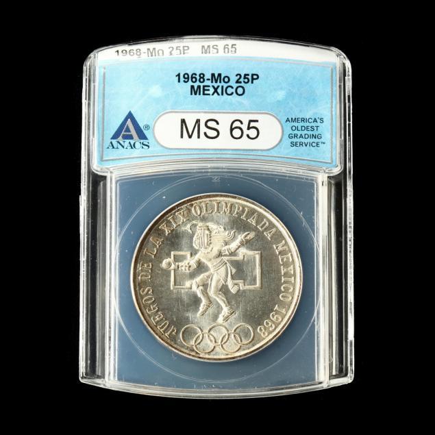 mexico-1968-mo-25-pesos-anacs-ms65