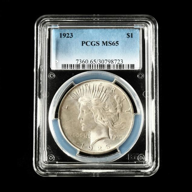 1923-peace-silver-dollar-pcgs-ms65