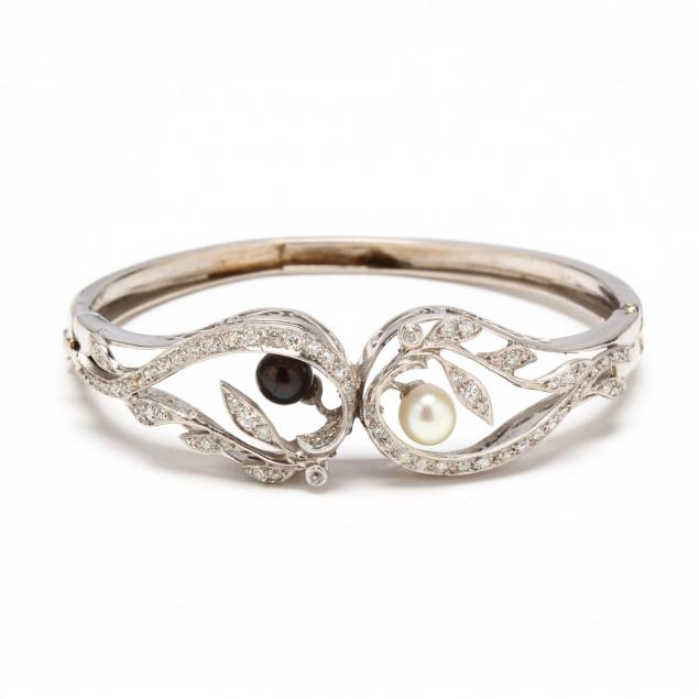 14kt-white-gold-diamond-and-akoya-pearl-bracelet