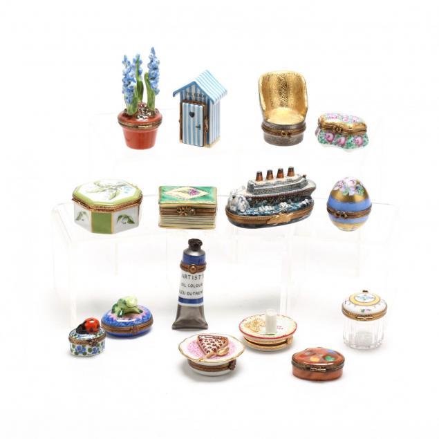 15-limoges-painted-porcelain-pill-boxes