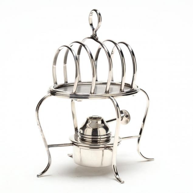 george-v-silver-toast-rack-on-warmer