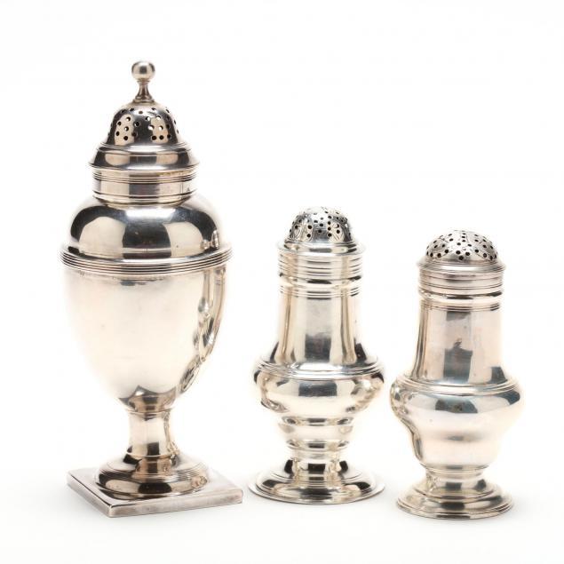 three-english-silver-pepper-pots