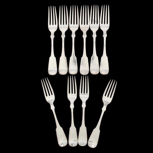 a-set-of-ten-coin-silver-forks