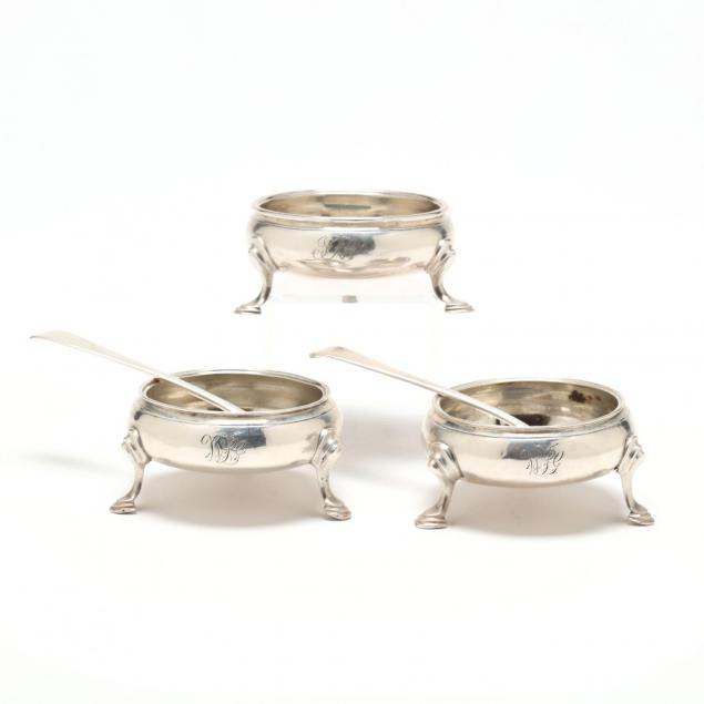 georgian-silver-master-salts-and-spoons