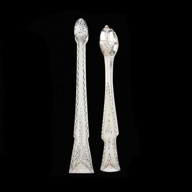 two-american-coin-silver-sugar-tongs