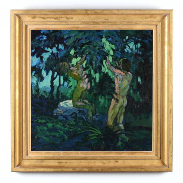 a-fauvist-painting-of-adam-eve-in-the-garden-of-eden