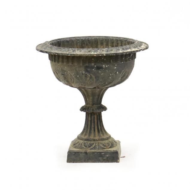 victorian-cast-iron-garden-urn