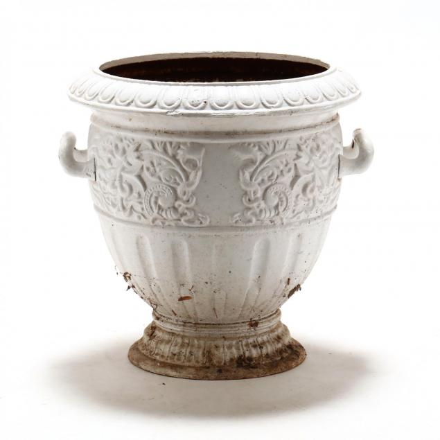 victorian-double-handled-cast-iron-garden-urn