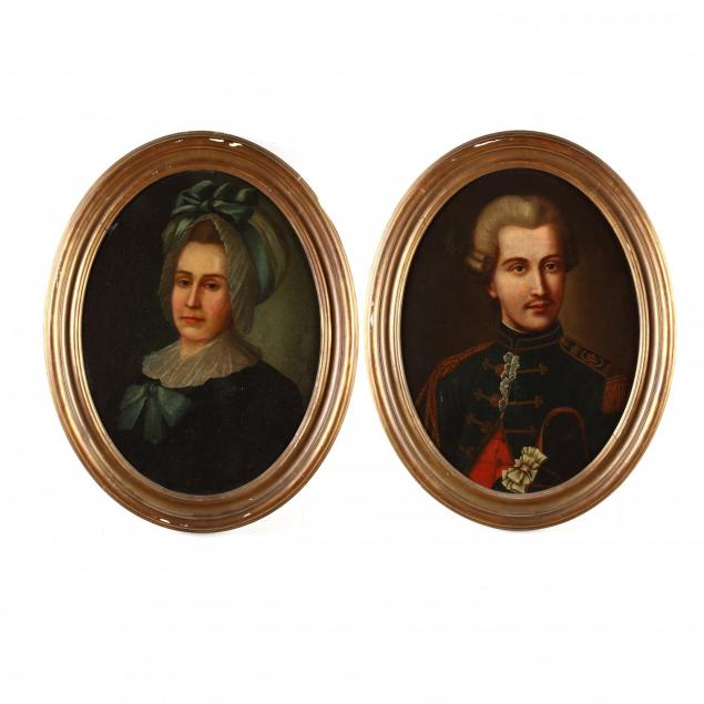 an-antique-portrait-of-an-imperial-russian-army-officer-and-his-wife