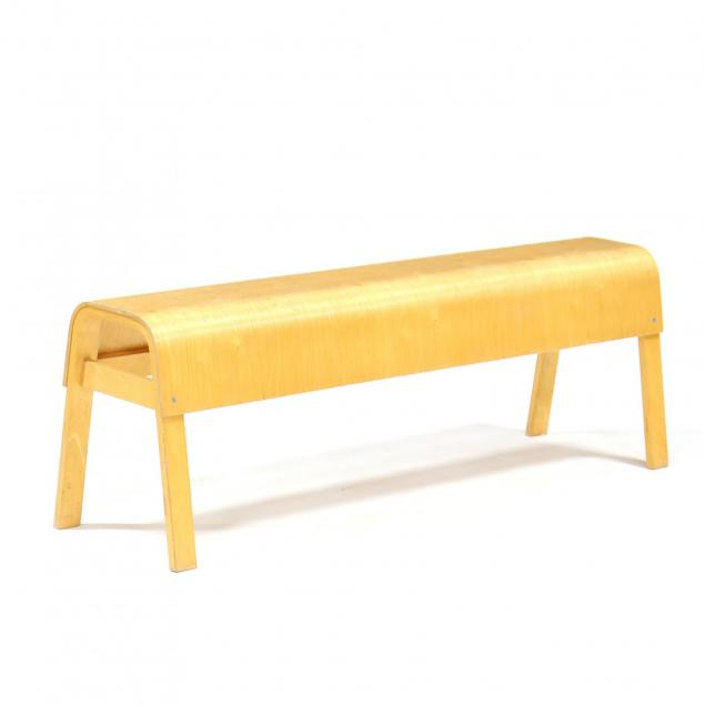 modernist-bentwood-window-bench