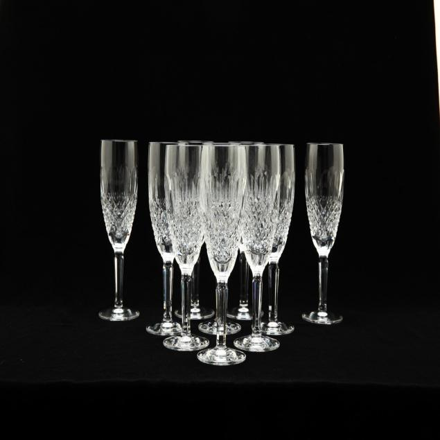 waterford-group-of-ten-colleen-toasting-flutes