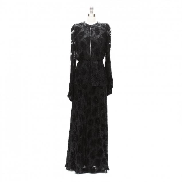 elegant-designer-gown-thea-porter
