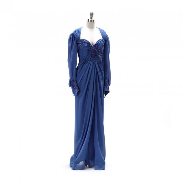 alluring-gown-retro-1940s-isabelle-allard