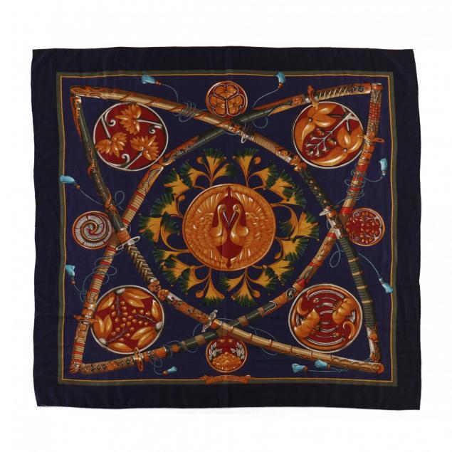 cashmere-and-silk-shawl-i-daimyo-princes-du-soleil-levant-i-hermes