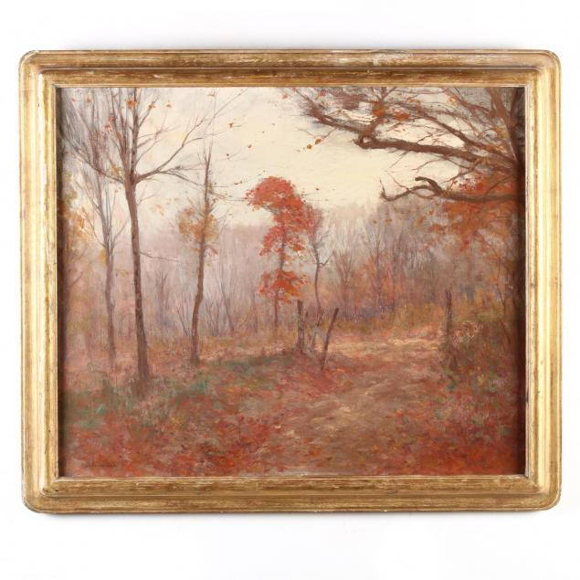 bruce-crane-american-1857-1937-autumn-wood