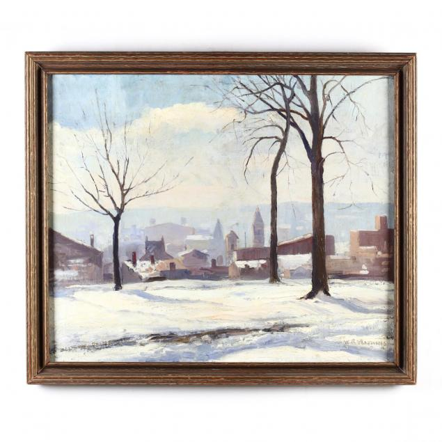 william-reginald-watkins-md-1890-1985-rooftops-in-winter