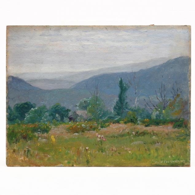 alexis-jean-fournier-american-1865-1948-i-afternoon-sunlight-catskills-i