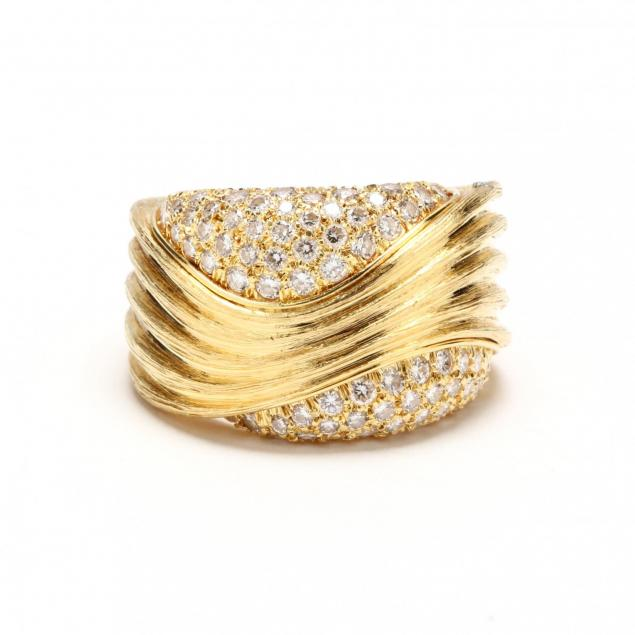 18kt-gold-and-diamond-ring-henry-dunay