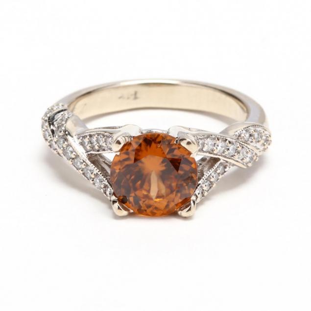 14kt-white-gold-spessartite-garnet-and-diamond-ring