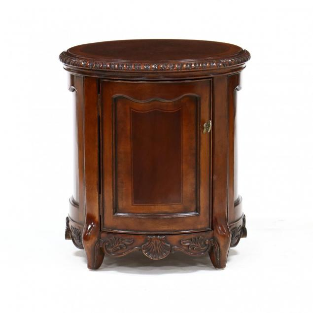contemporary-cylinder-side-table