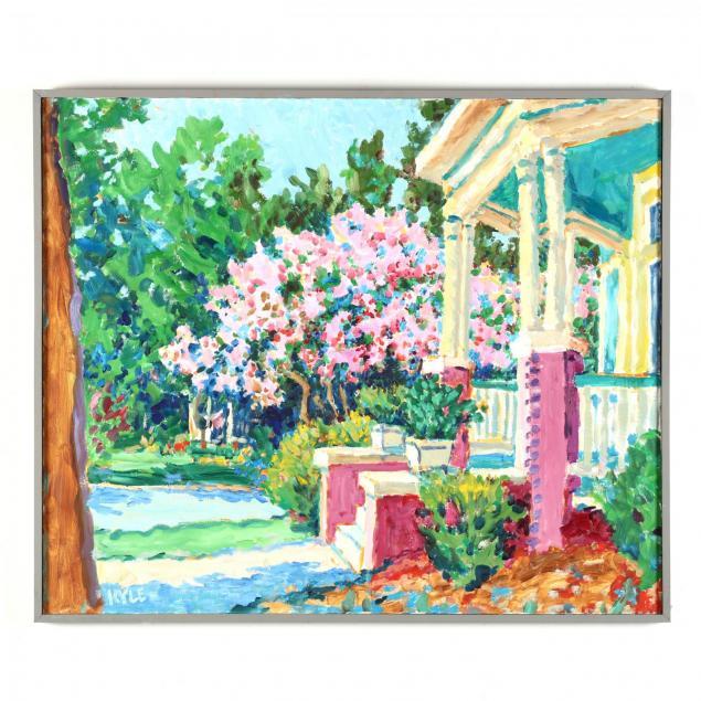 kyle-highsmith-nc-i-crepe-myrtle-front-porch-i
