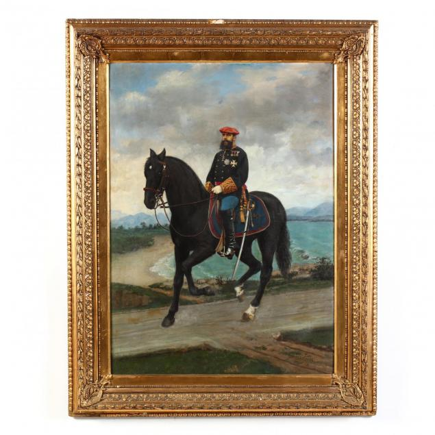 antique-equestrian-portrait-of-don-carlos-duke-of-madrid
