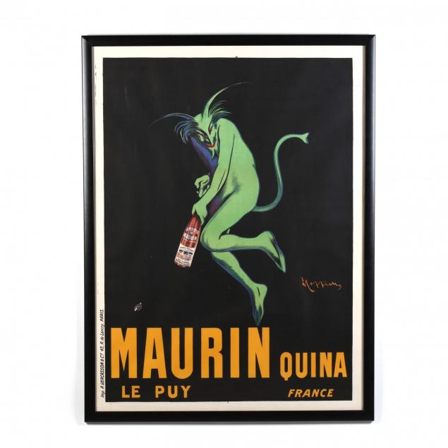 leonetto-cappiello-french-1875-1942-i-maurin-quina-i
