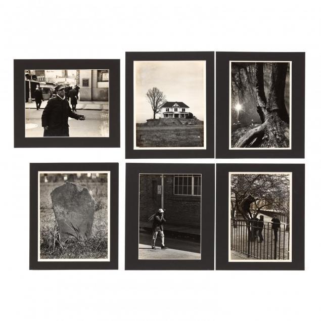 john-menapace-nc-1927-2010-six-photographs