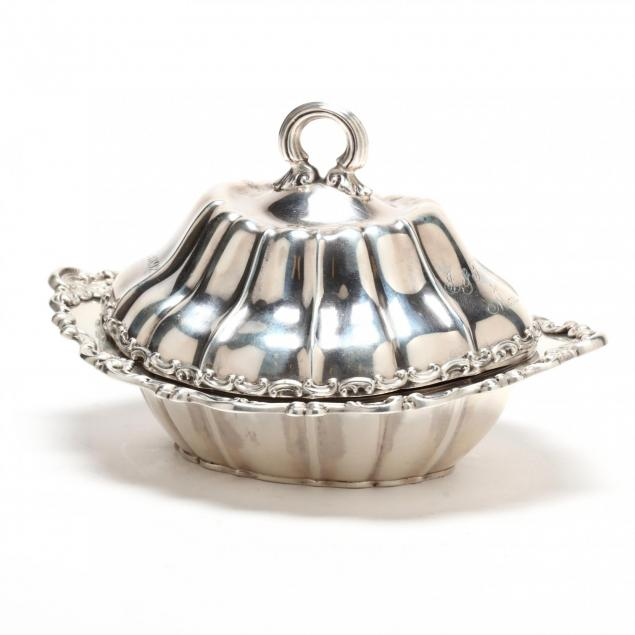 antique-gorham-sterling-silver-butter-dish-with-cover