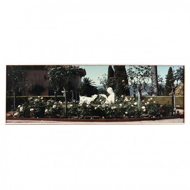 monumental-vintage-photograph-of-the-gardens-at-hearst-castle-san-simeon-california