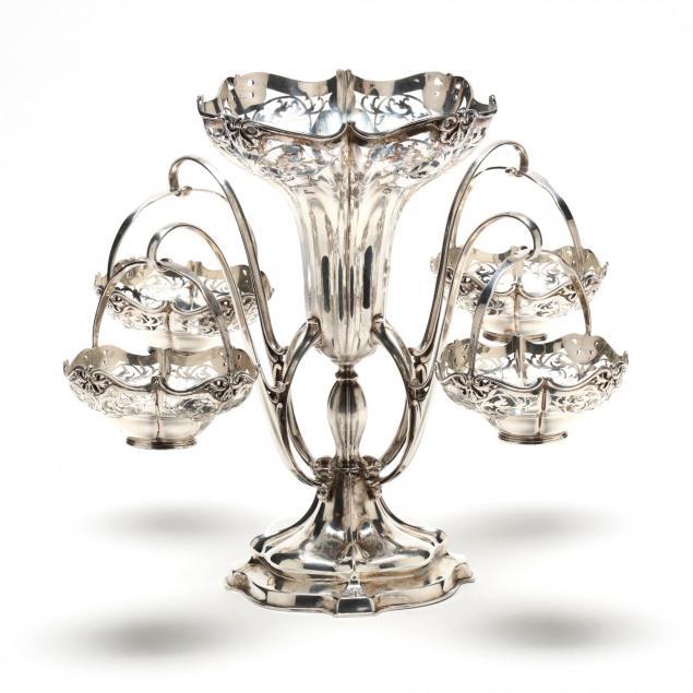 a-george-v-silver-epergne