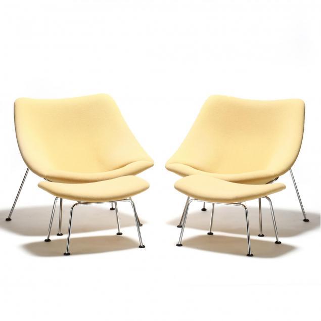 pierre-paulin-fr-1927-2009-pair-of-i-oyster-chairs-i-and-ottomans
