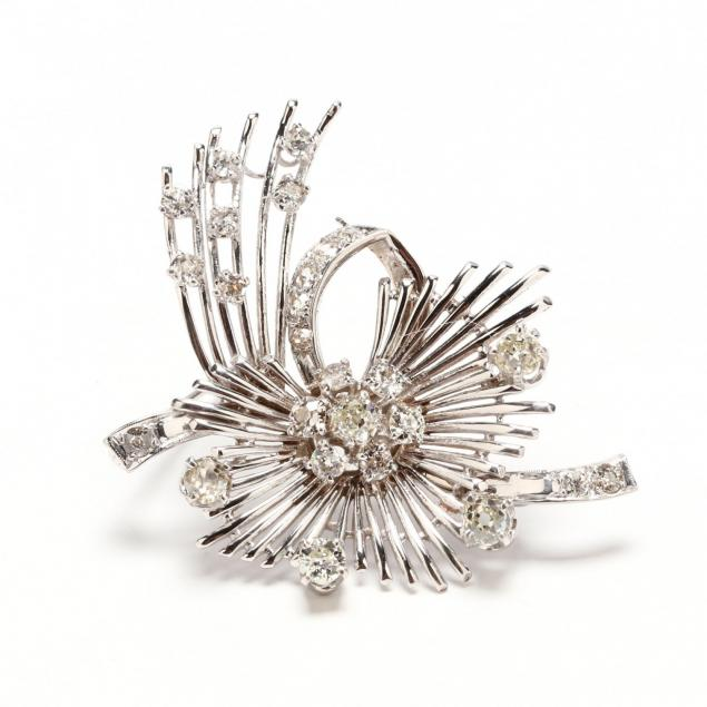 14kt-white-gold-and-diamond-brooch