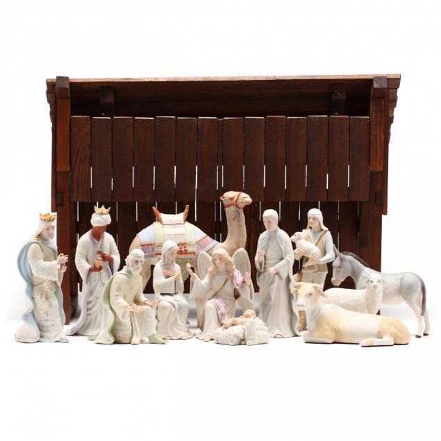 cybis-porcelain-nativity-set