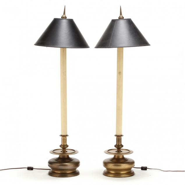 chapman-pair-of-spike-table-lamps