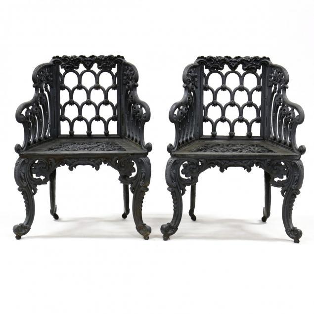 after-kramer-bros-pair-of-cast-iron-garden-arm-chairs