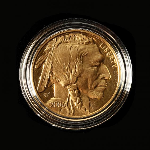 2006-w-american-buffalo-one-ounce-proof-gold-coin