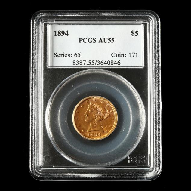 1894-5-gold-liberty-head-half-eagle-pcgs-au55