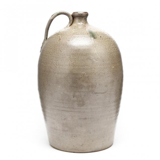 nc-pottery-jug-pascal-mccoy-randolph-county-1816-1876