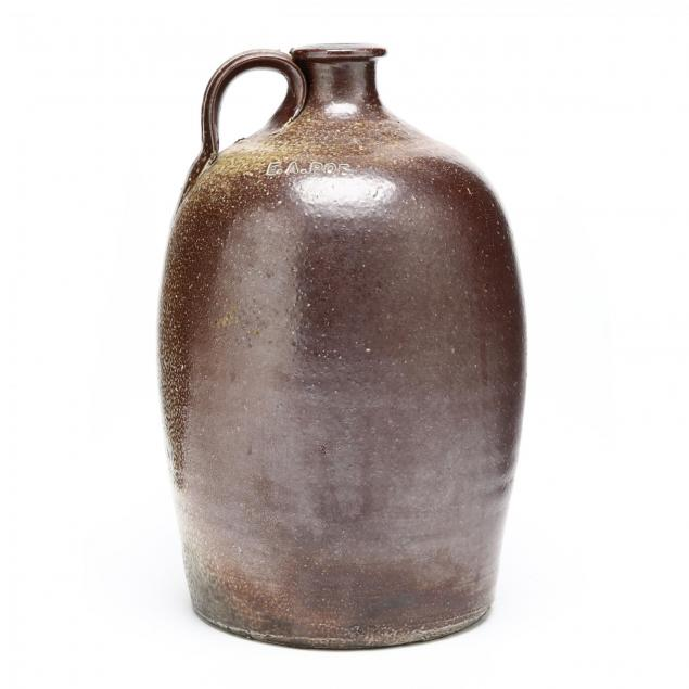 nc-pottery-edgar-allen-poe-cumberland-county-1858-1934