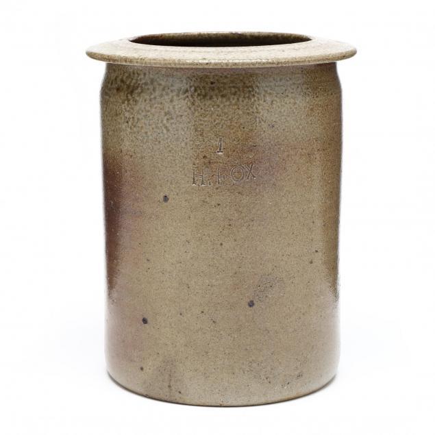 nc-pottery-himer-fox-1826-1909-chatham-randolph-county
