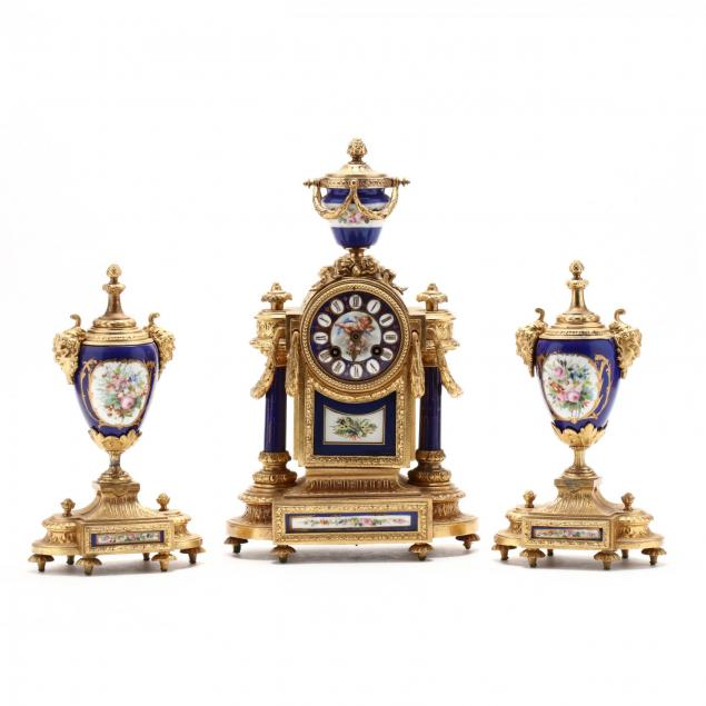 an-ormolu-mounted-porcelain-french-clock-garniture