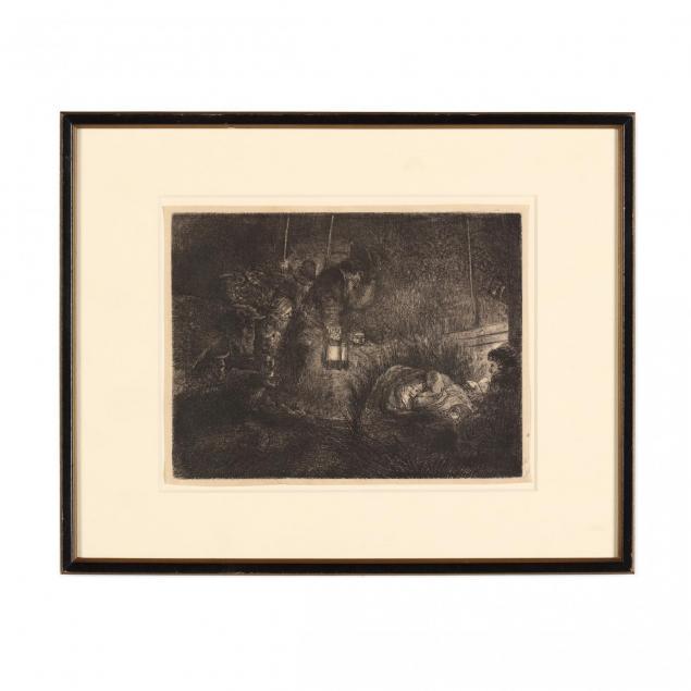 rembrandt-van-rijn-dutch-1606-1669-i-adoration-of-the-shepherds-a-night-piece-i
