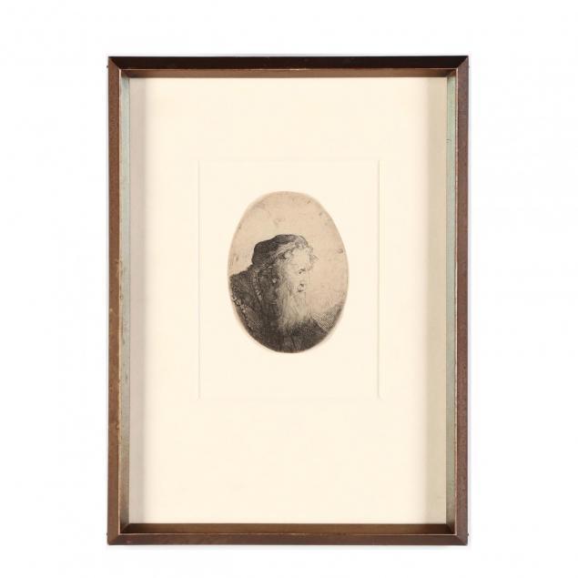 ferdinand-bol-dutch-1616-1680-i-bearded-old-man-profile-to-right-i