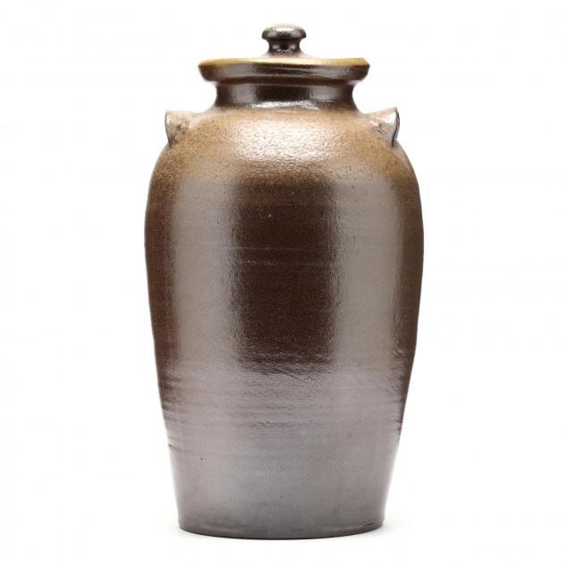 nc-pottery-jack-maness-lidded-jar