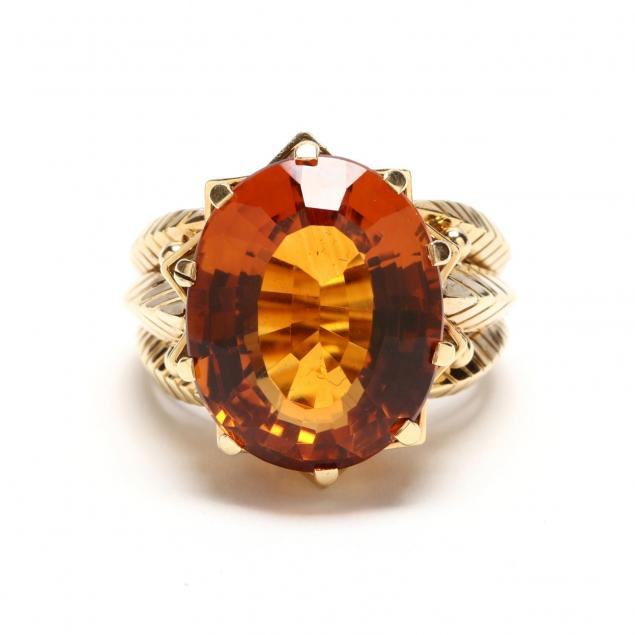 18kt-gold-and-citrine-ring